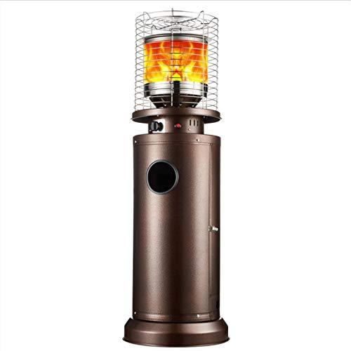 JINBAO Heizung Flüssiggas-Heizofen Mobiler vertikaler Schnellhitze-Wasser-Koch-Erdgas-Heizofen