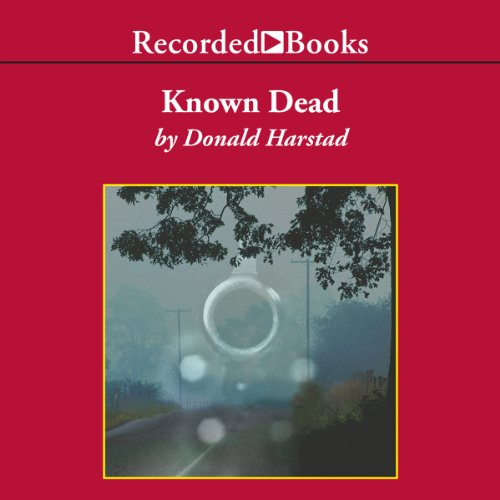 Known Dead audiobook cover art