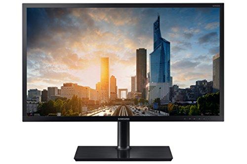 Samsung S27H650FDU 68,58 cm (27 Zoll) Monitor (HDMI, 4ms Reaktionszeit, 1920 x 1080 Pixel) matt schwarz
