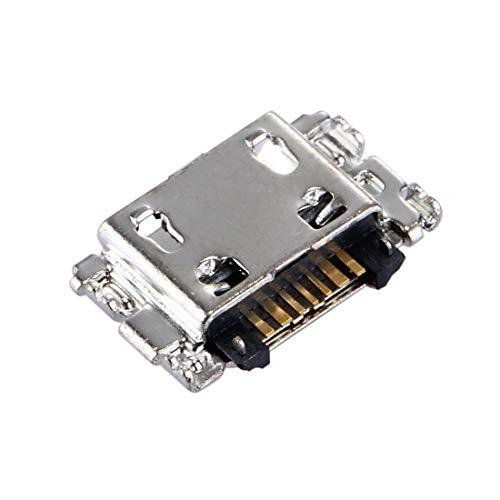 LICHONGGUI For Samsung Compatible con Samsung Galaxy J1 / J2 / J3 / J4 / J5 Conector de Puerto de Carga
