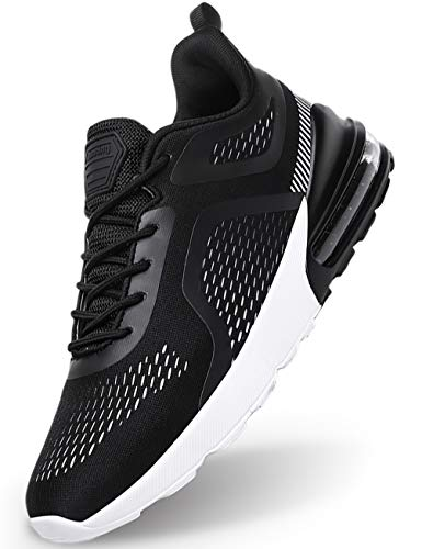 IYVW 2020 FL.270 Laufschuhe Herren Damen Turnschuhe Sportschuhe Straßenlaufschuhe Sneaker Leichte Atmungsaktiv Trainer für Running Fitness Gym Outdoor