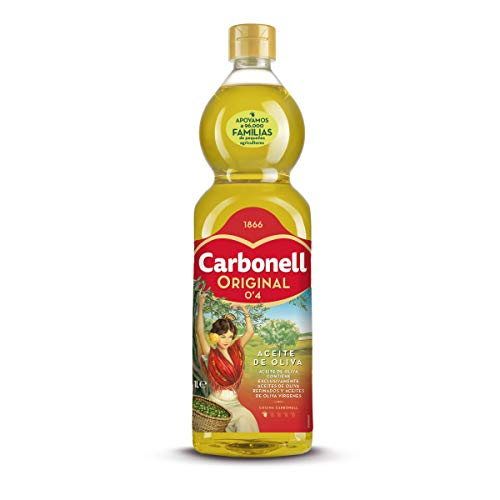 Carbonell, Mildes Olivenöl in Flasche, 1 L
