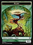 Magic The Gathering - Plant Token (080/080) - Duel Decks: Zendikar vs Eldrazi