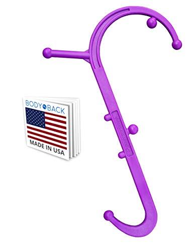 Fantastic Deal! Body Back Buddy Junior Back Massager (Purple)