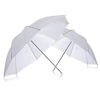 Neewer  2  33  83cm Photography Studio Flash Translucent White soft Umbrella