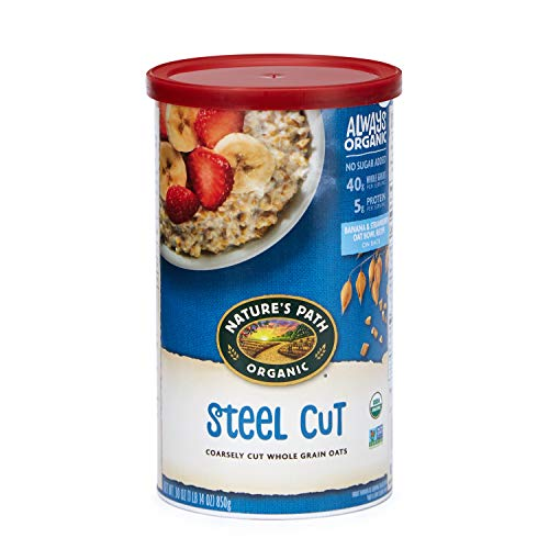 country choice steel cut oats - 2