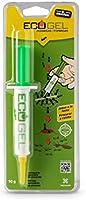 NOVAR 14041415 Ecogel Hormigas Jeringa 10 Gramos, Verde Y Amarillo