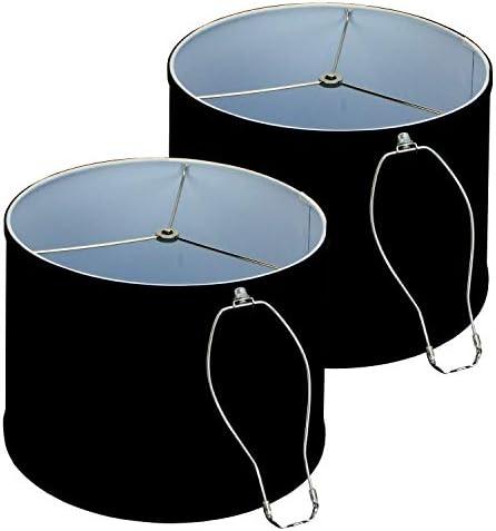 FenchelShades com Set of 2 Lampshades 13 Top Diameter x 14 Bottom Diameter x 10 Slant Height product image