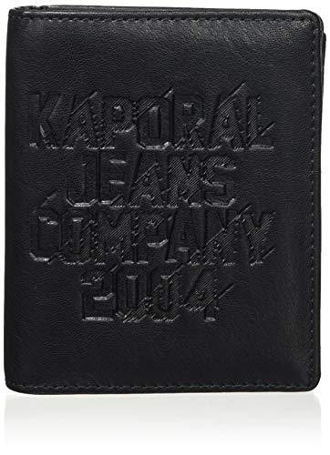 Kaporal homme Yunot Sac et portefeuille Noir (Black)