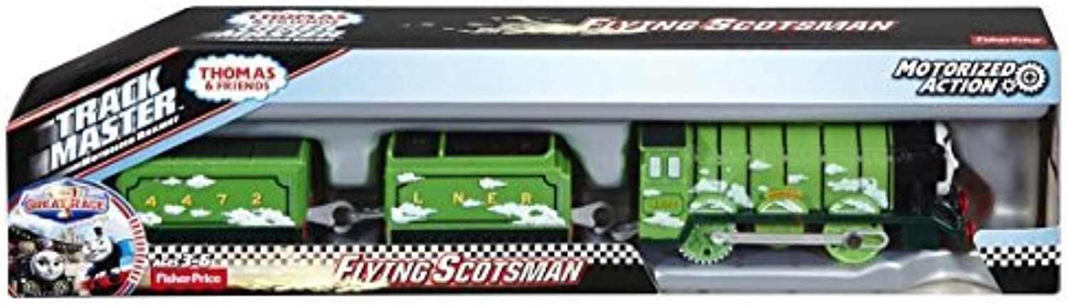 Thomas & Friends DFM88 TrackMaster Flying Scotman Die Cast Model by Thomas & Friends