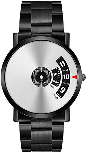 Reloj inteligente súper delgado para hombre, pulsera inteligente impermeable IP68 (color: C)-D