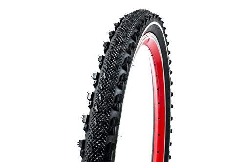 2 Stück 24 Zoll INNOVA 54-507 Fahrrad MTB Mountain Bike Reifen 24x2.0 Weissring