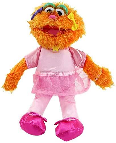 Juguetes de peluche Plaza Sésamo El Show de los Muppets, juguetes de peluche, juguetes de peluche de sésamo, relleno suave Calle Sésamo muñeca de la felpa de Elmo Cookie Monster Juego Juegos 29cm jugu