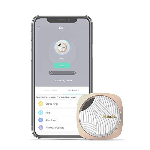 Schlüsselfinder, Bluetooth Tracker Key Finder Unterstützen iOS/Android,Smart One Touch Schlüsselfinder Wird verwendet, um Mobiltelefone, Brieftaschen, Schlüssel, Koffer, Haustiere usw. zu Finden.