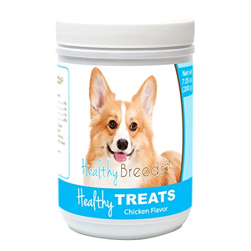 Healthy Soft Chewy Dog Treats for Pembroke Welsh Corgi - Over 80 Breeds - Tasty...
