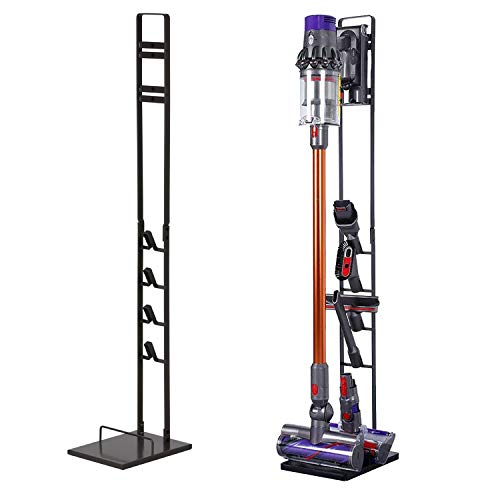Storage Stand Dock Dockings Station for Dyson V11 V10 V8 V7 V6 Cordless Stick Vacuum Cleaner, Stable Metal Storage Bracket Organizer Rack