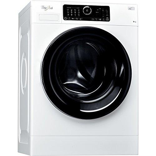 Whirlpool FSCR80430Freestanding 8kg 1400RPM A + + + White Front-load–Lavatrice, Libera installazione, White, Front-load, 8kg, 1400RPM, a)