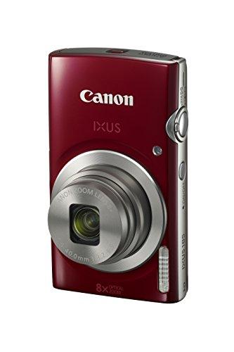 Canon Digitalkamera IXUS 18520MPX optischer Zoom 8X Display 2.7Videos HD USB Hi-Speed/Mini-B