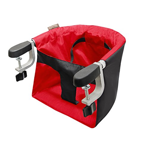 Mountain Buggy Pod Clip-On Highchair, Chili
