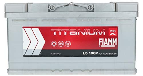 Kfz-Batterie Fiamm Titanium Pro, 100 Ah, 870A L5 100P 7905160