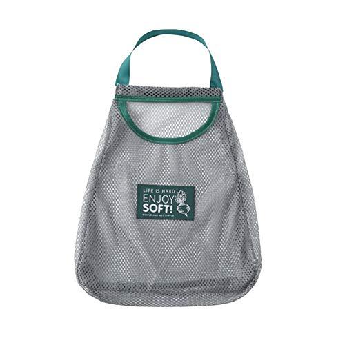 lynn Bolsa reutilizable de comestibles de 30 x 34 x 5 cm.