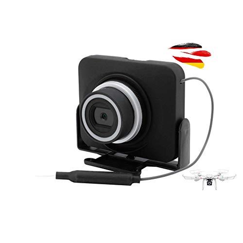 HSP Himoto MJX C4008 HD Action Cam FPV Live Übertragung WiFi 720p HD-Kamera-Set auf Smartphone/Tablet für Mjx Quadrocopter X101,X102,X600