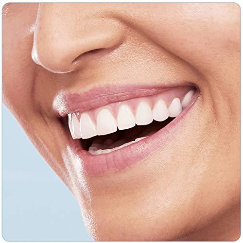 Oral-B PRO 2 2000N CrossAction - Cepillo Eléctrico Recargable con Tecnología de Braun, 1 Mango, 2 Modos Incluyendo Cuidado de Las Encías Y 1 Cabezal de Recambio