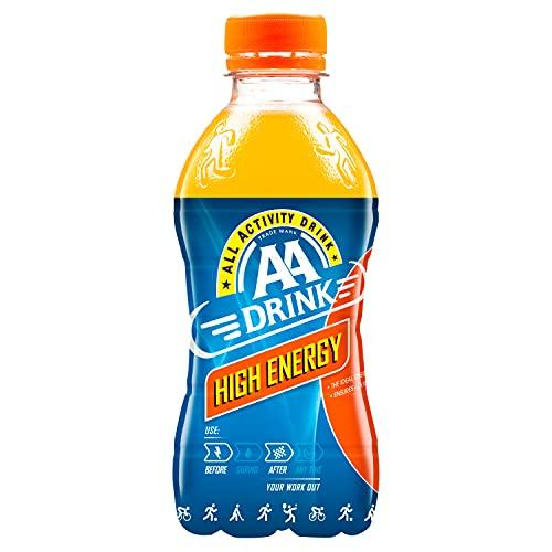 AA Drink High Energy 24x33cl hypertonisches Sportgetränk (inkl. 6.-€ Pfand: 19,99 + 6,00€ )