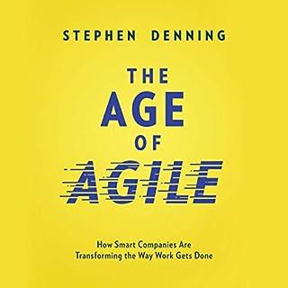 Couverture de The Age of Agile