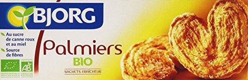 Bjorg Biscuits Palmier Bio 100 g
