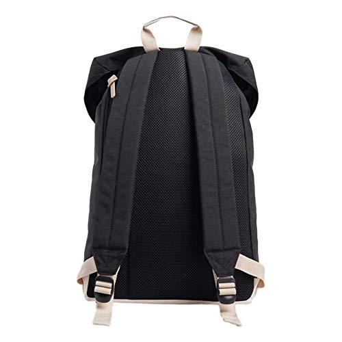 Superdry Damen Topload Utility Backpack Rucksack Schwarz (Black Mono)