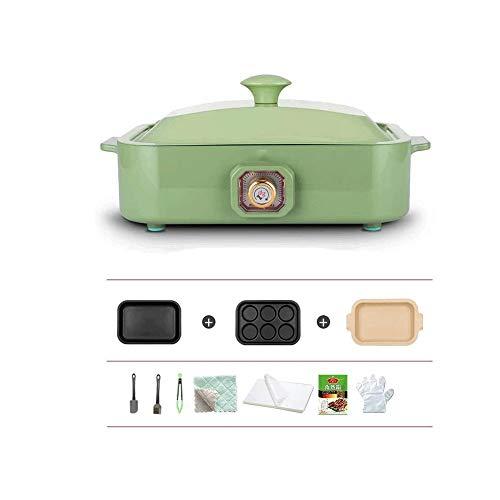 Z-Color Pan Barbecue Elettrico/Piccoli elettrodomestici...