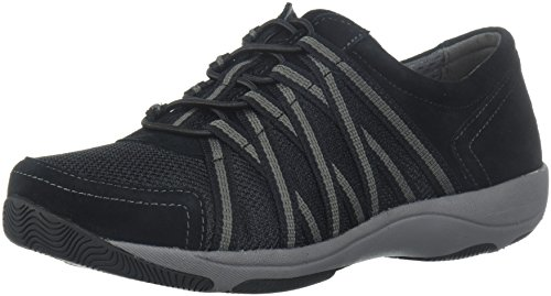 Dansko Women's Honor Black/Black Comfort Shoes 8.5-9 M US