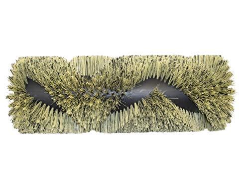 partmax® Bürstenwalze für Tennant 8210 (Arbeitsbreite 1000 mm), Poly 0,4 mm und 0,8 mm, 3 x 6 Reihen, Walze, Walzenbürste, Kehrwalze