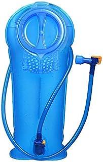 Acampada y senderismo DEKINMAX Bolsa de Agua Portátil para Mochila de Senderismo Campamento Ciclismo Bolsas de agua