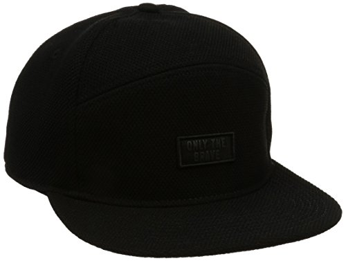 Gorra diésel, color negro.