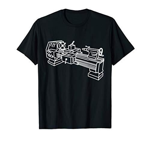 Drehmaschine Mechaniker Shirt - Schmied Feinwerkmechaniker