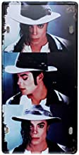 MAIYUAN Michael Jackson Metal Tin Signs for Fans, Home Decor, Coffee Bar, Beer Bar, Hotel Decorative Wall Decoration Craft Arts Plaques 11.8 x 5.9 inch