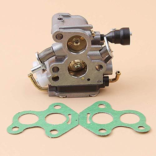 BLTR Carburador Compatible con Husqvarna 135 140 435 435E 440 440e Jonsered CS410 CS2240 CS2240S Motosierra de Gasolina Zama C1T-EL41 506450501 De Confianza