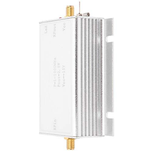 Amplificador de potencia confiable DC15V de disipación de calor para transmisión por...