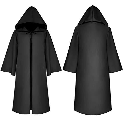 Capa Negra Con Capucha  marca GDCB