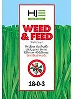 HIGH Germination Seeds:New Howard Johnson's 7011 16LB Bag 18-0-3 Feed Lawn 5898051