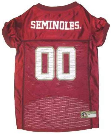 PetsFirst Florida State MESH Outlet sale feature free Jersey