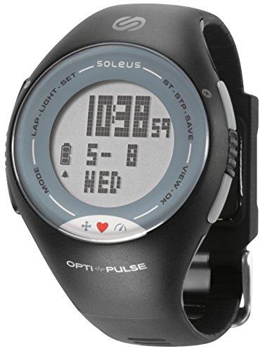 Soleus Pulse Orologio da Corsa con Activity Tracker Salute e Fitness e Cardiofrequenzimetro