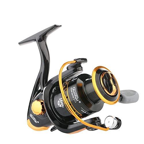 XXBFDT Carrete de Pesca Spinning Rodamientos - Carrete de Pesca giratorio-1000 Tipo