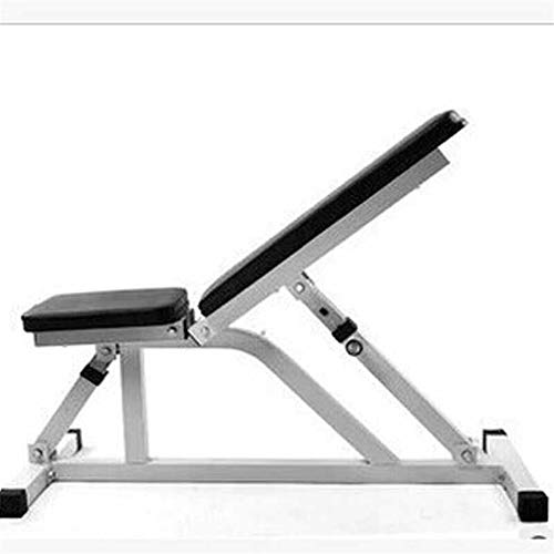 Why Should You Buy ZJⓇ Dumbbell Bench Multifunctional Fitness Equipment Commercial Bench Press Abd...