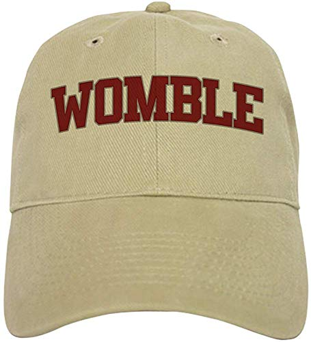 Clothing decoration - Womble Design - Baseball Cap with Adjustable Closure, Unique Printed Baseball Hat