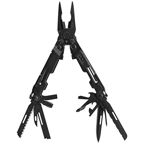 SOG PA2002-CP PowerAccess Deluxe Multi-Tool, Black