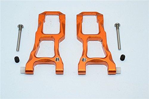 GPM HPI Sport 3 Flux Tuning Teile Aluminium Front Suspension Arm - 1Pr Set Orange