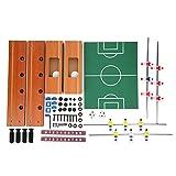 【Cadeau d'Avril】Tablero de fútbol de madera ABS resistente y duradero, juguete interactivo, juego de deportes, con mango, para interacción entre padres e hijos, regalo para niños, deportes interactiv